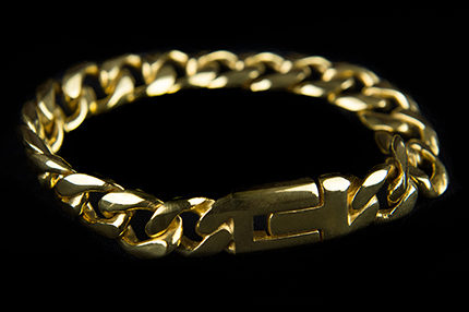 The Classic Gold Bracelet