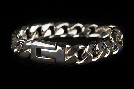 The Classic Silver Bracelet